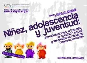 Niñez, adolescencia y juventud 2016-01